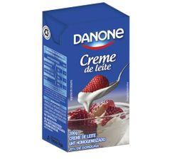 Creme De Leite Uht Danone 200g