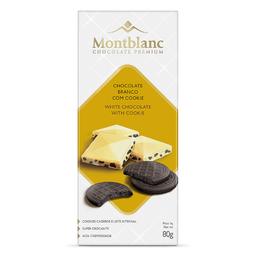 Chocolate Ao Leite Montblanc 80g
