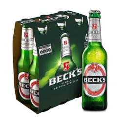 Cerveja Alema Puro Malte Becks Ln 275Ml