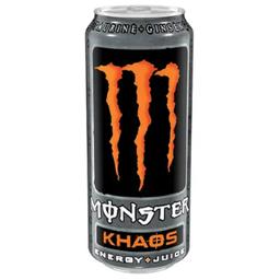 Energético Monster Energy Khaos 473mL