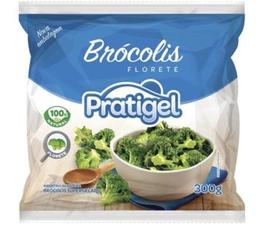 Brocolis Pedaco Pratigel Supergelado 300