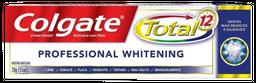 Creme Dental Colgate Total 12 Professional Whitening 70 g