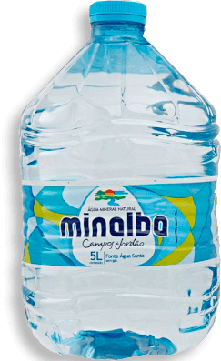 Água Mineral Minalba Sem Gás 5 L