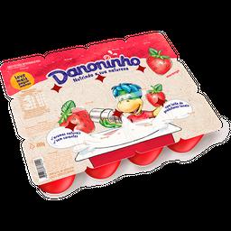 Iogurte Infantil Danoninho Petit Suisse Morango 480G