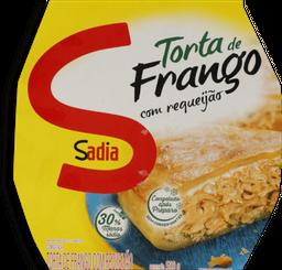 Torta de Frango com Catupiry SADIA Caixa 500g