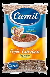 Feijão Carioca Tipo 1 Camil Pacote 1 Kg