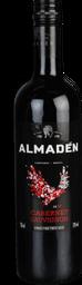 Vinho Brasileiro Tinto ALMADÉN Cabernet Sauvignon Garrafa 750ml