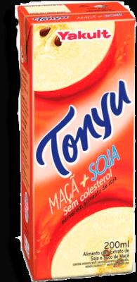 Bebida de Soja Tonyu Maçã 200ml