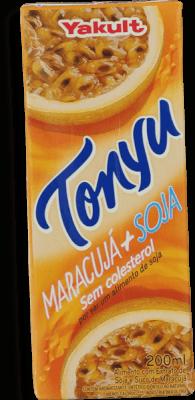 Bebida de Soja Tonuy Maracujá 200ml