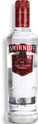 Vodka Smirnoff 600 ml