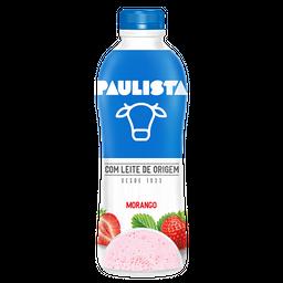 Iogurte Paulista Morango 850G