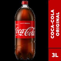 Refrigerante Coca-Cola 3 L