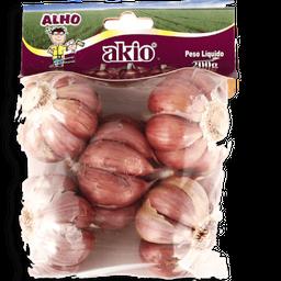 Alho Akio Pacote 200g