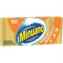 Sabão Em Barra Minuano 1 Kg