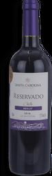 Vinho Santa Carolina Reservado Merlot 750ml - Cód.11122