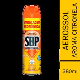 Multi Inseticida Aerossol SBP Citronela 380ml