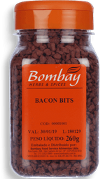 Bacon Bombay Bits Pet 260g