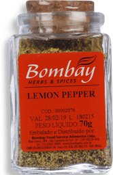 Lemom Peper Bombay 70g