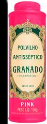Talco Granado Polvilho Pink 100 g