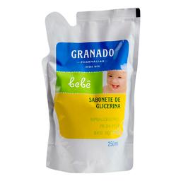 Refil Para Sabonete Líquido Infantil Granado Bebê Original 250Ml