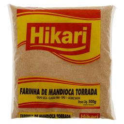 Hikari Farinha De Mandioca Torrada