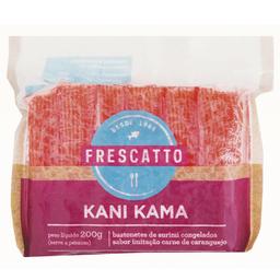 Kani Kama Congelada Frescatto 200g