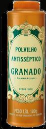 Talco Polvilho Anti Septico Trad Granado 100G