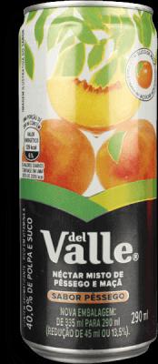 Suco Pessego Lt Del Valle 290Ml