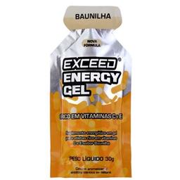 Advanced Nutrition Exceed Energy Gel Baunilha 30 g
