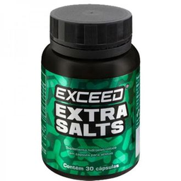 Advanced Nutrition Exceed Extra Salts 30 Und