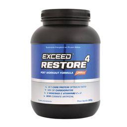 Advanced Nutrition Exceed Restore 4 Lar Laranja 900 g