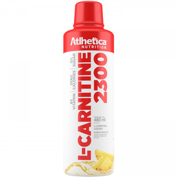 Atlhetica Lcarnitine 2300 Abacaxi 480 mL