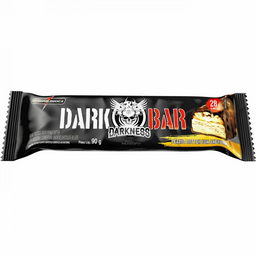Darkness Dark Bar Peanut Butter Com Amendoim 90g
