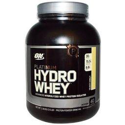 Optimum Nutrition Platinum Hydrowhey Vanilla 1.5 Kg