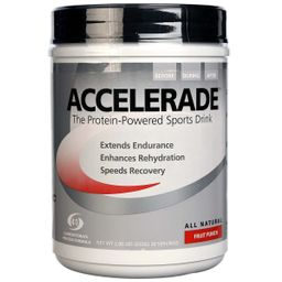 Pacific Health Accelerade Fruit Punch 933 g