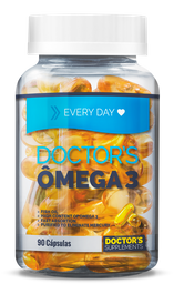 Doctor´S Omega 3 Every Day 90 Und