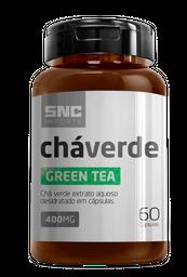 Snc Imports Chá Verde 400 mg 60 Und