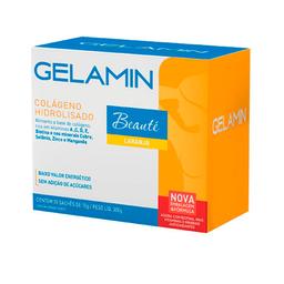 Advanced Nutrition Gelamin Beaute Laranja 300 g