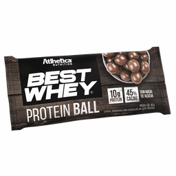 Atlhetica Best Whey Protein Ball Chocolate 50 g