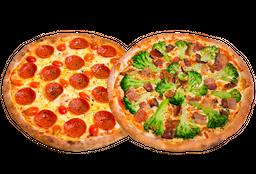 2x1 - Pizzas 35cm - 8 Fatias