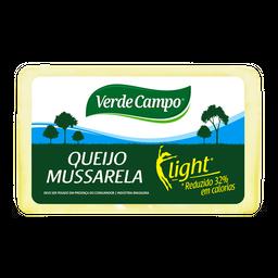 Queijo Mussarela Light Verde Campo