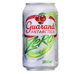 Guaraná zero 330ml