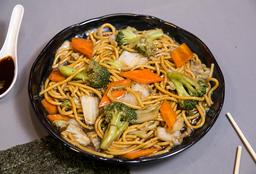 Yakisoba Vegetariano