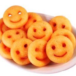 Batata Smiles Média
