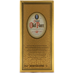 Grand Old Parr Whisky Old Parr 12 Anos 1Lt