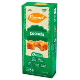 Cocada Flormel Zero 75G