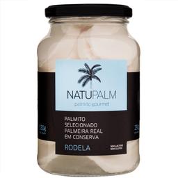 Palmito P Real Natupalm Rodela 300G