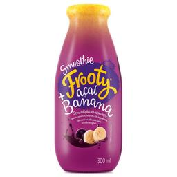 Smoothie Frooty Açaí 300Ml Banana