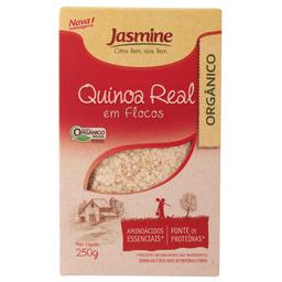 Quinoa Real Jasmine Orgânico 150G Em Flocos