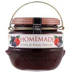 Geléia Homemade Vd320G Francês Silvestres